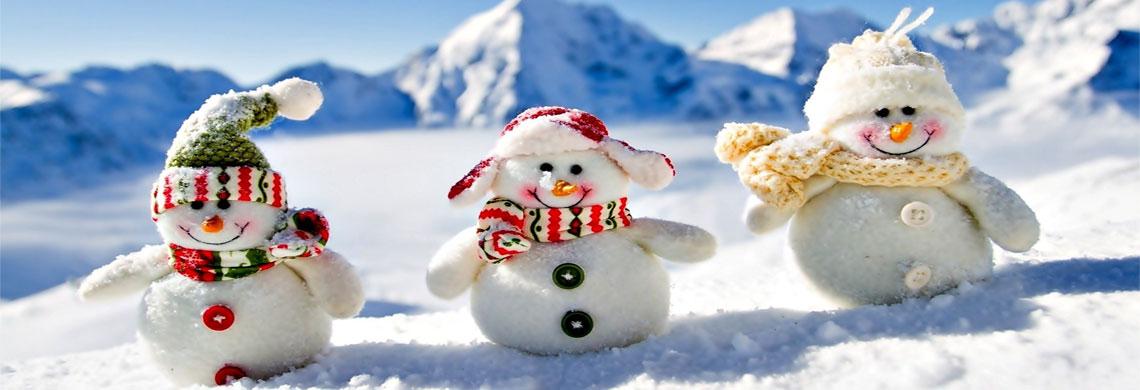 Bałwanki zimowe :)